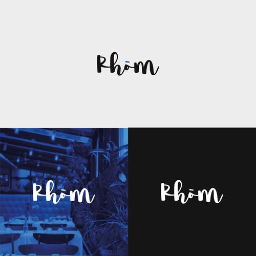 Logo rhōm