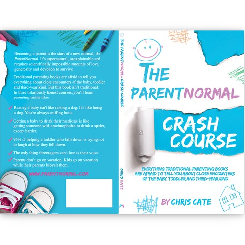 ParentNormal humor book series