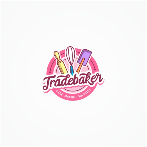 logo for tradebaker