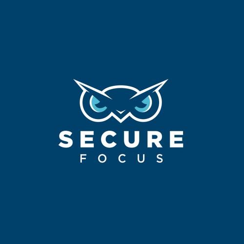 Logo for Secure Focus