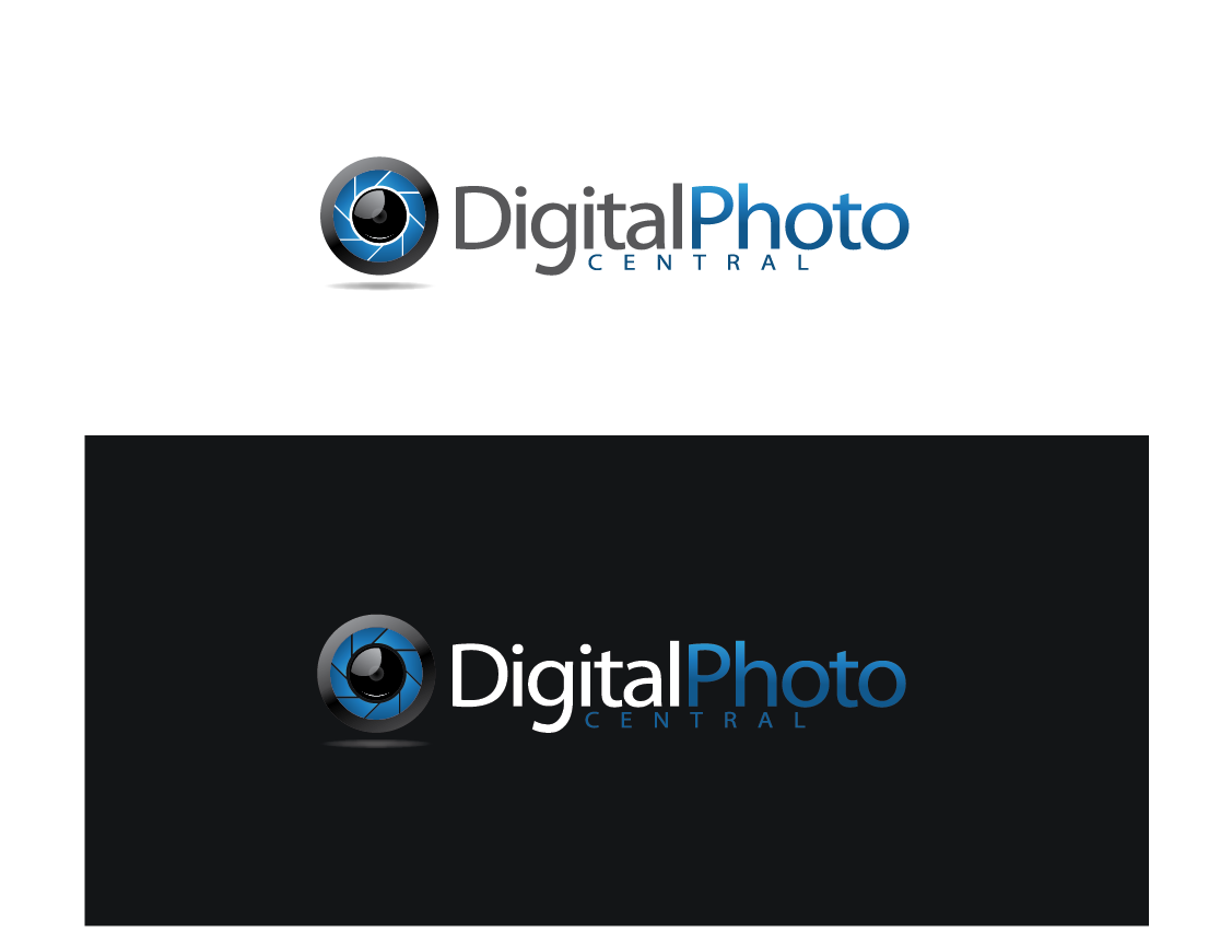 Create the next logo for Digital Photo Central