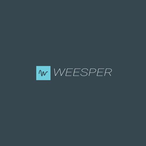 weesper logo concept