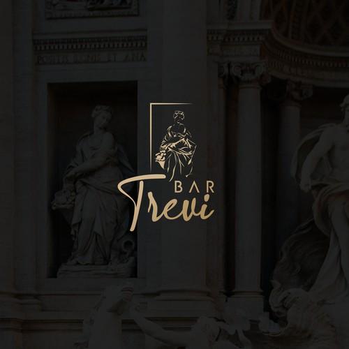 Three level Restaurant/Bar Logo