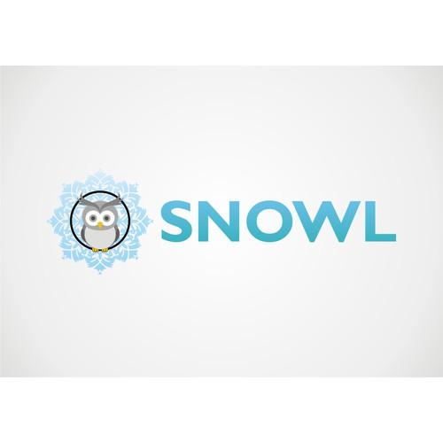 logo consept for SNOWL
