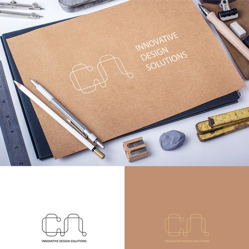 Luxurious logo for furniture retail company