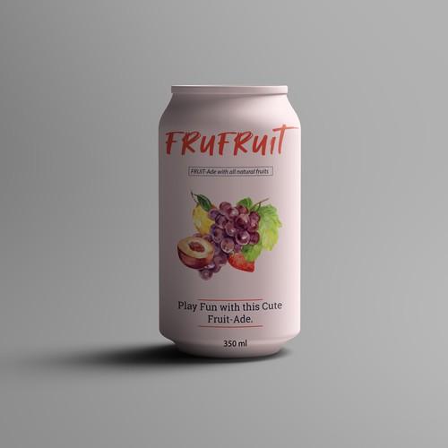 frufruit label