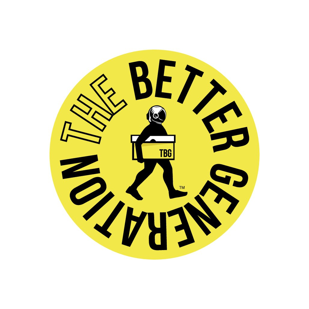 The Better Generation Logo Design