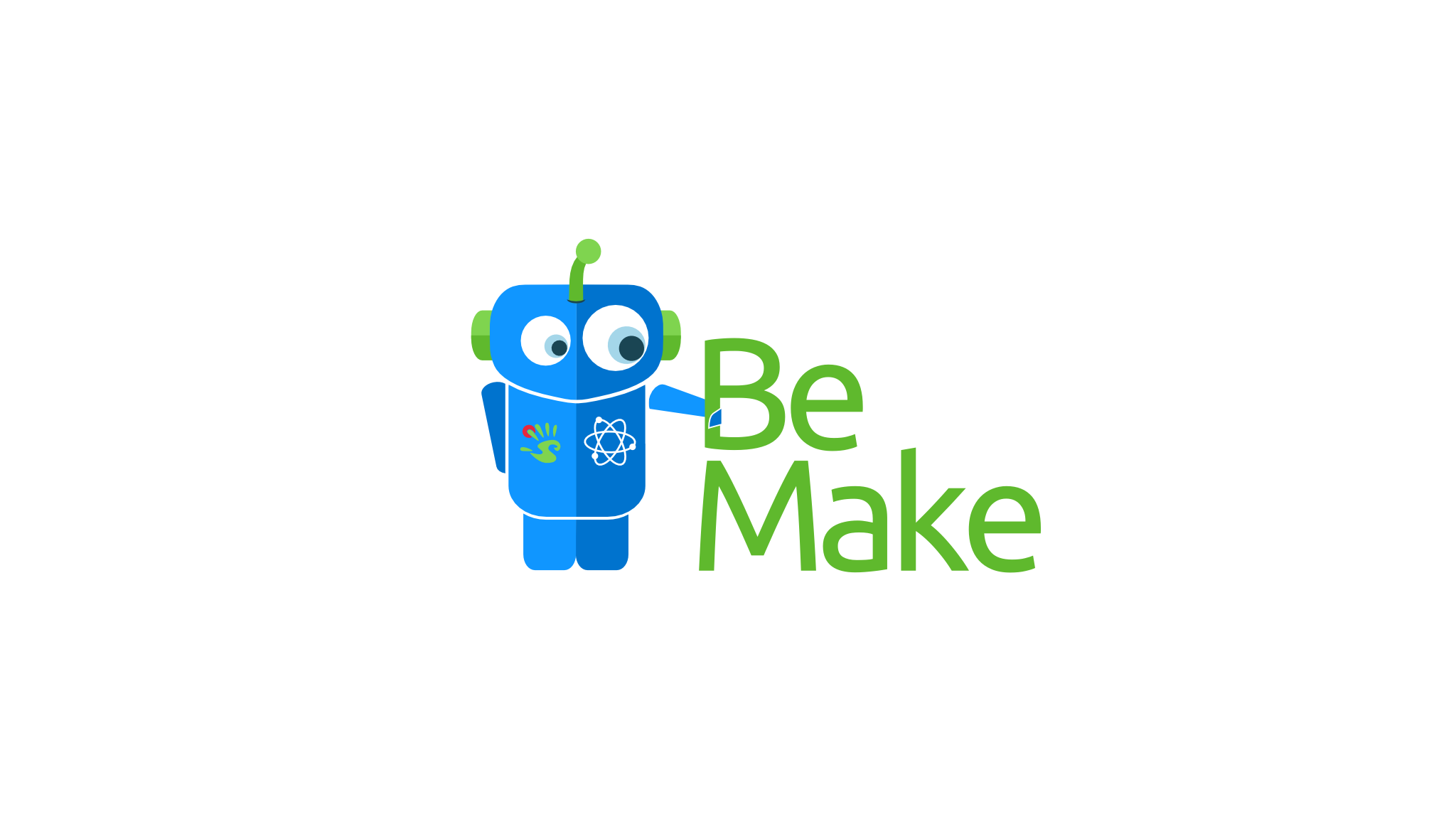 Create a new brand logo for a science and math educational company
