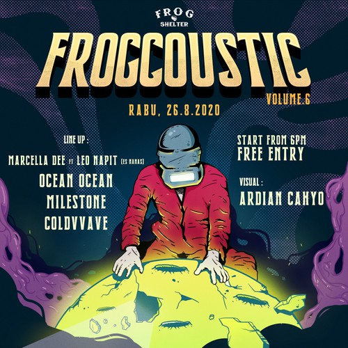 FROGCOUSTIC Vol.6