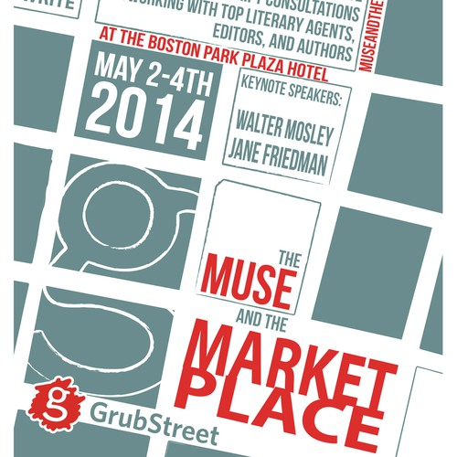 Poster for GRUB STREET'S