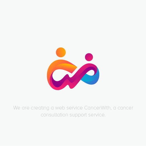 Logo designs for CancerWith
