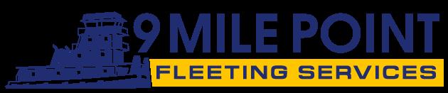 9 Mile Point Logo Design Finishing