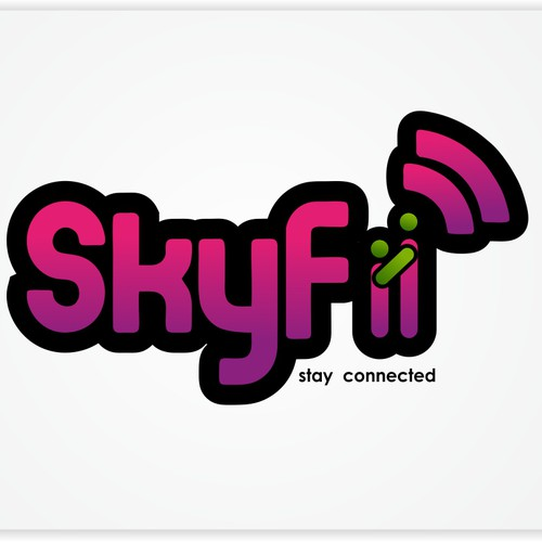 Help SkyFii with a new logo