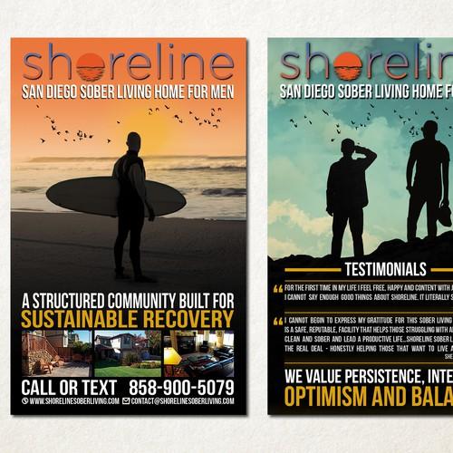 Collateral designed for Shoreline