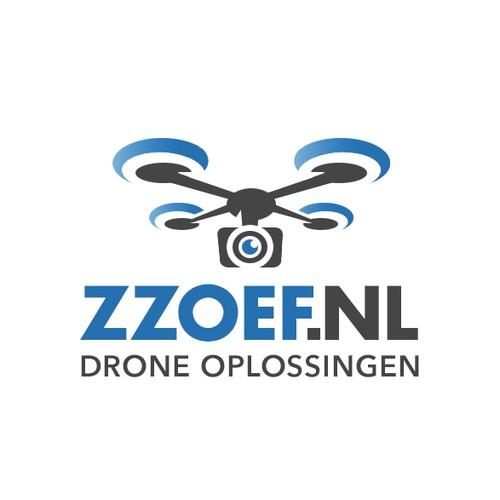Winnend logo ontwerp voor Zzoef.nl