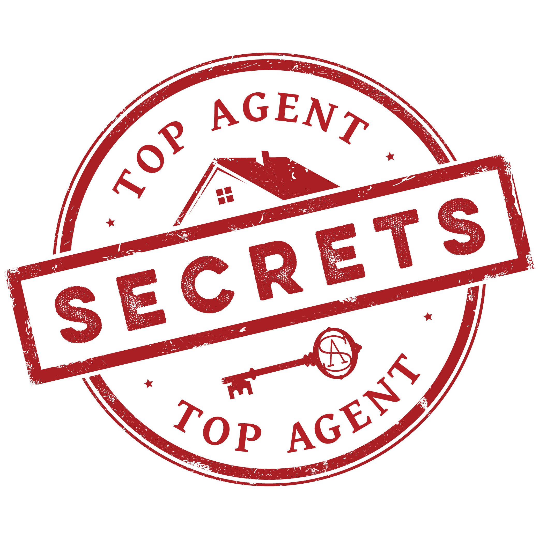 Top Agent Secrets - Facebook, YouTube Channel and Instagram Logo