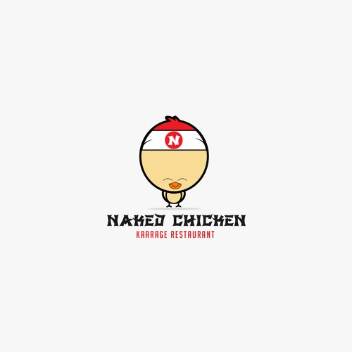 naked chicken