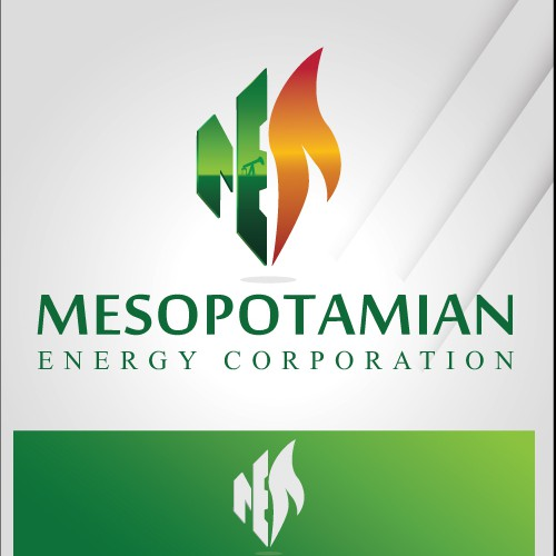 New logo wanted for Mesopotamian Energy Corporation