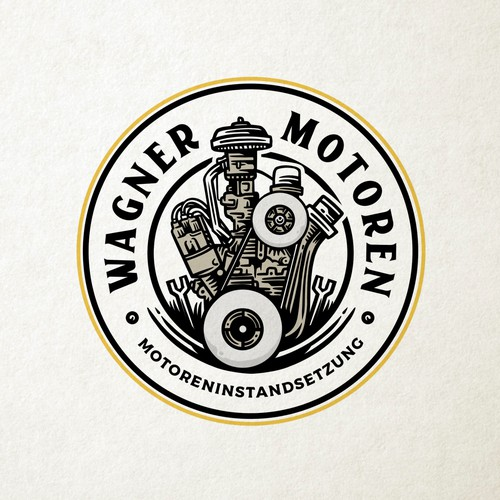 logo proposal for Wagner Motoren