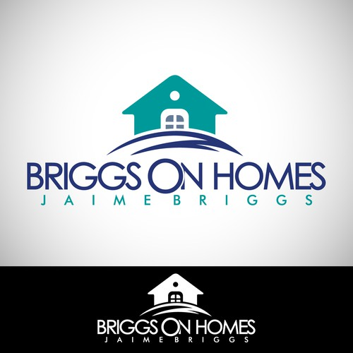 Help Briggs On Homes and Jaime Briggs with a new logo and website/stationary design