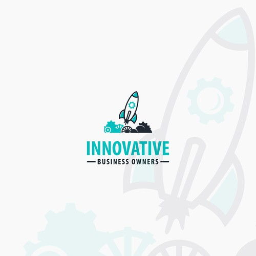 Logo for innovative business owners