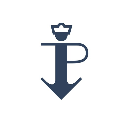Logo for a company that sell uniforms for U.S. Navy Officers