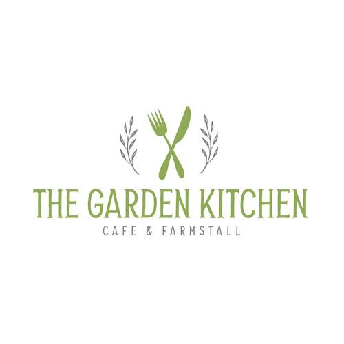 Modern, Organic Logo for Cafe
