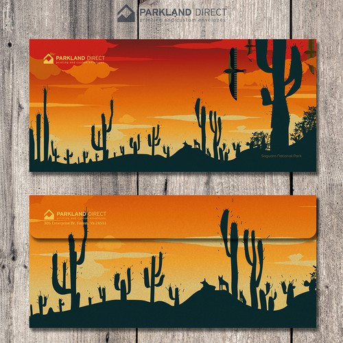 Parkland Direct Envelope Design