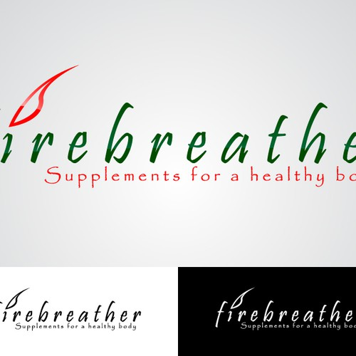 Help firebreather with a new Logo Design
