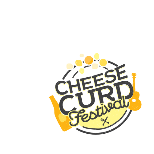 Logo Design for Cheese Curd Festival