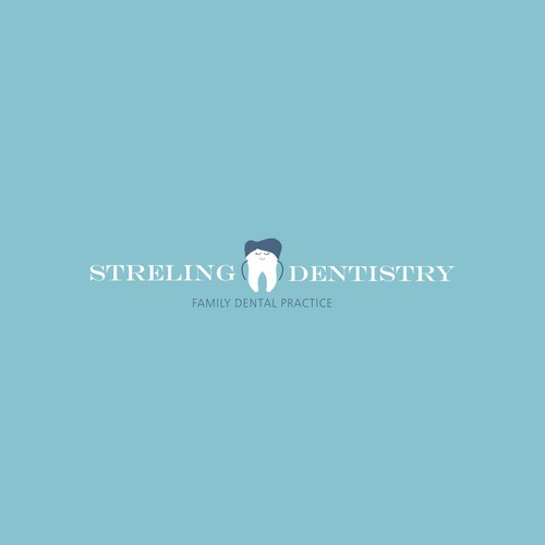 Streling Destistry logo