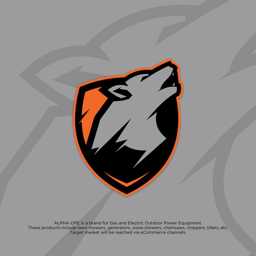Desain logo untuk merek perusahaan Outdoor Power Equipment yang menarik / inovatif!