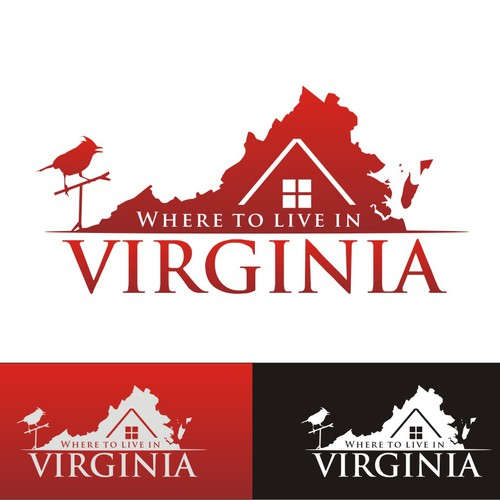 logo for Where to live in Virginia