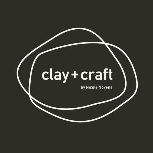 Clay + craft logo