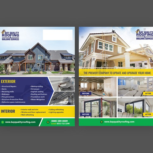Broucher for Construction Company