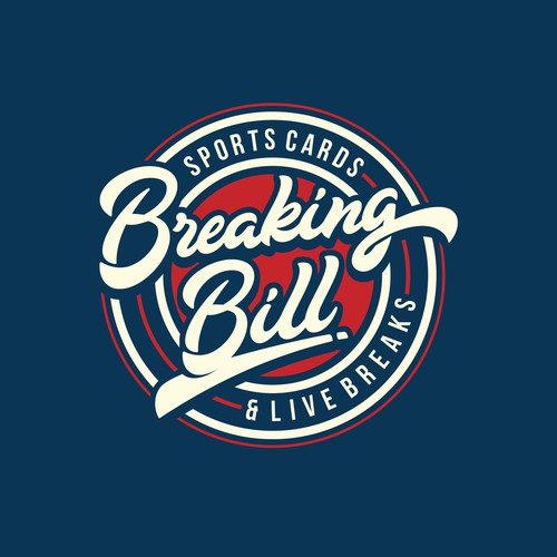 Logo for Breaking Bill Sports Cards