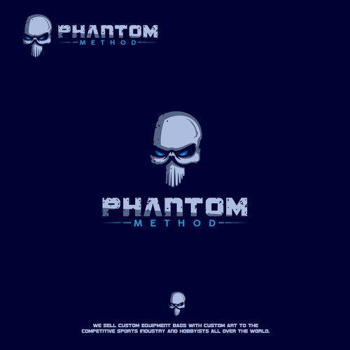 Logo for 'Phantom'
