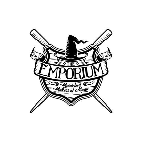 Wizardy Shop Logo