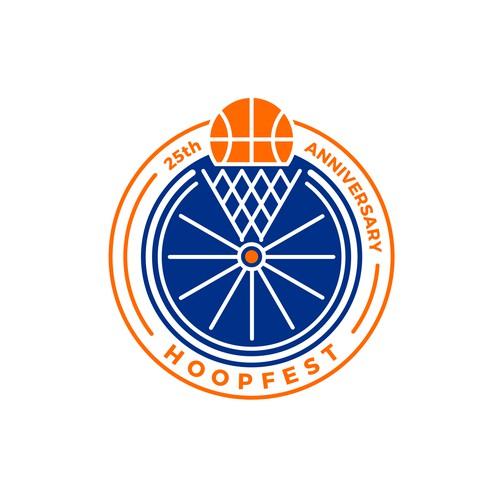 Wheelchair-basketball logo