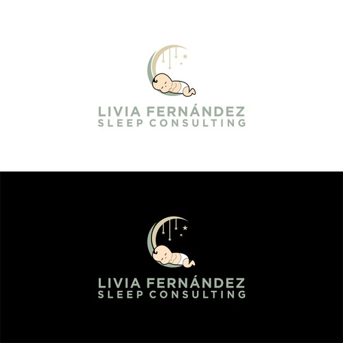 Seeking creative logo to appeal to sleep deprived mom and dads!