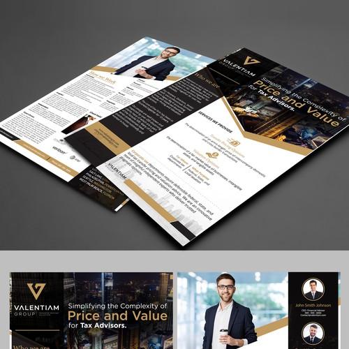 Full page Print Ad design