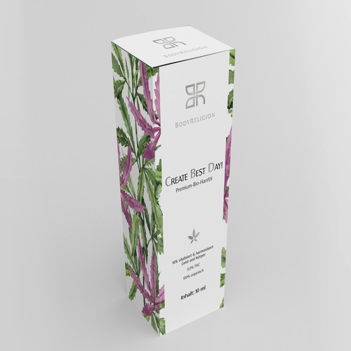 Cosmetic product package design