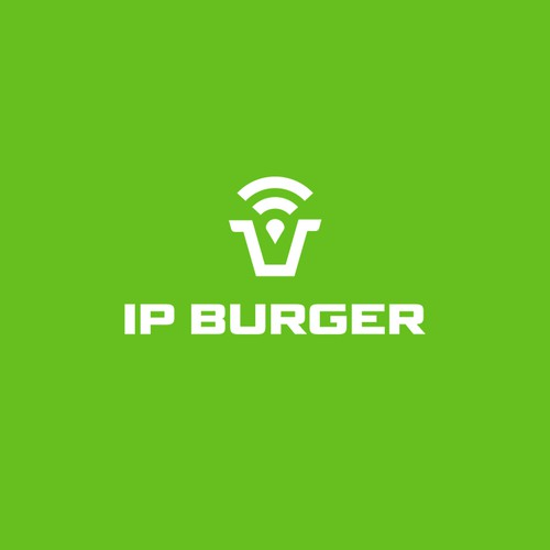 Powerful and smart LOGO for a VPN service