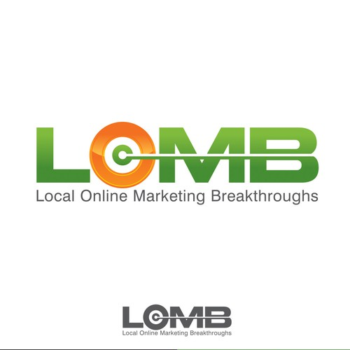 Online Marketing Breakthroughs or (OMB) needs a new logo