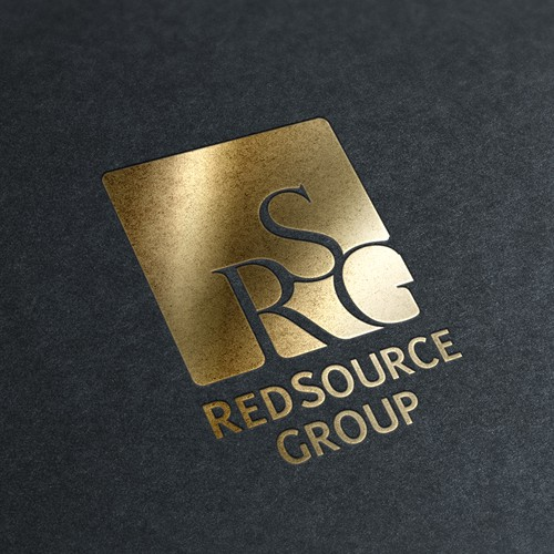 Logo design for RedSource Group
