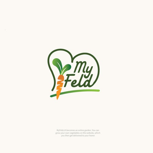My Feld.ch, The Future Vegetables E-Commerce