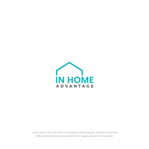 Logo For IN HOME ADVANTAGE