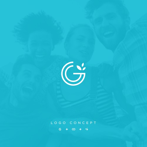 Logo concept for Grow2gether
