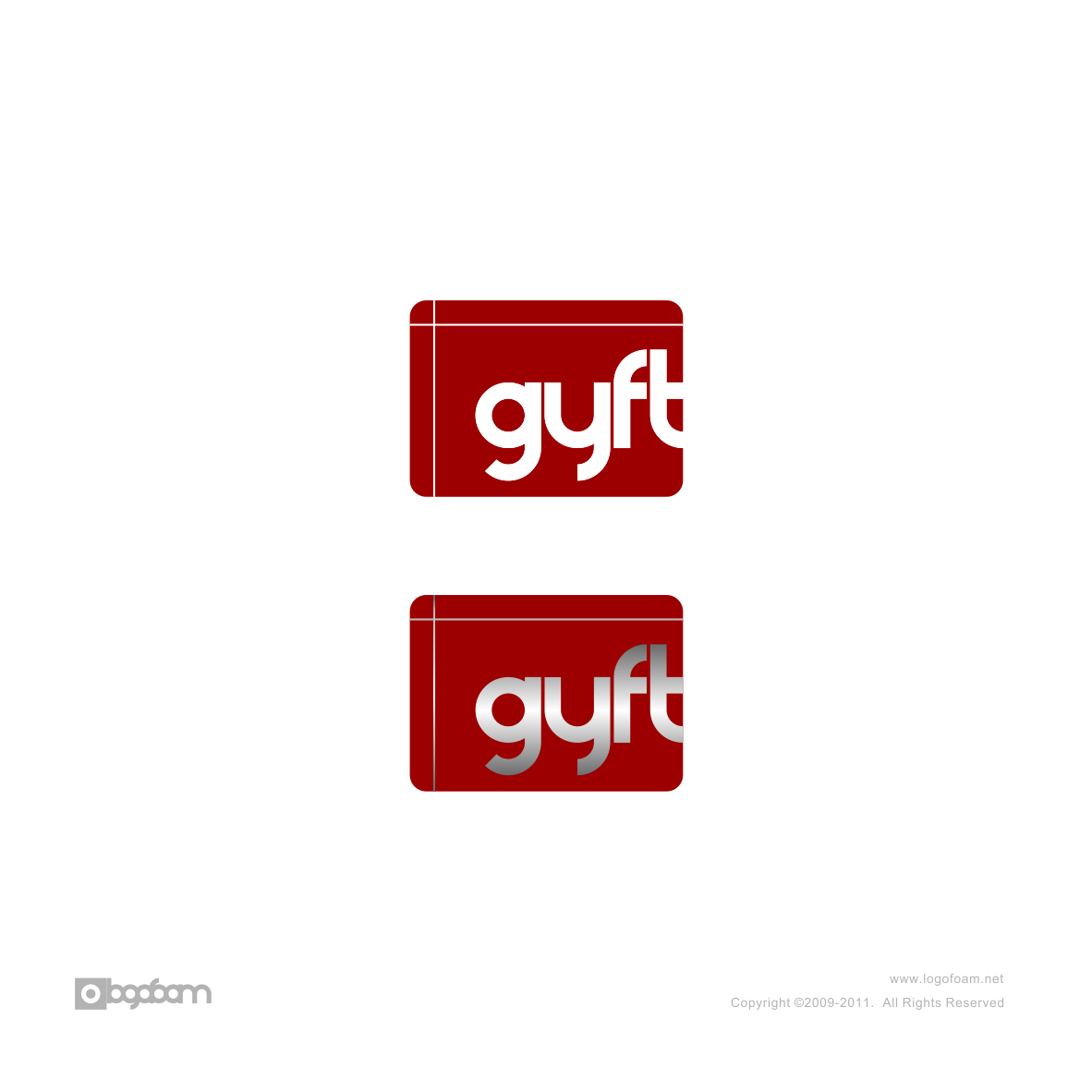 New logo wanted for hot start-up gyft.com