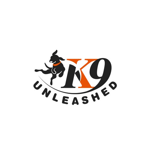 Logo for innovative new K9 products